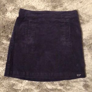 Vineyard Vines Corduroy Skirt - Size 8